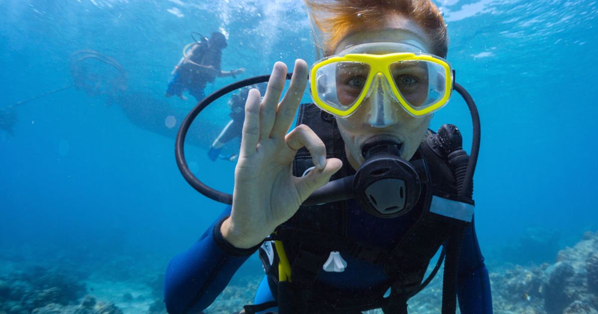 The Benefits Obtained When Doing Diving Activities