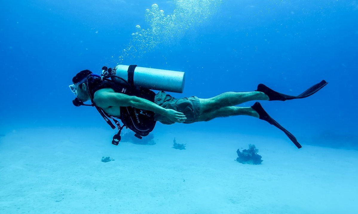 The Excitement of Scuba Diving in the Sea